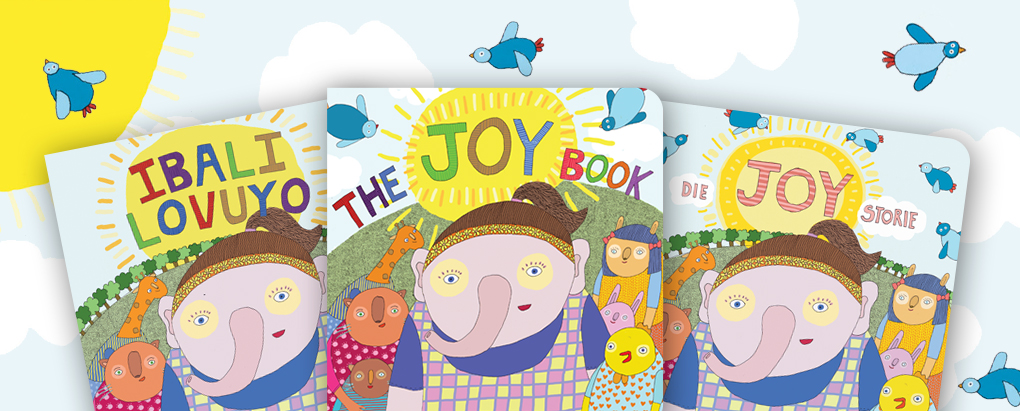 The JOY Book Header